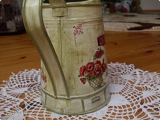 В комплект к чайному дому (ну, вы его помните)) мне заказали еще и леечку... фото 3