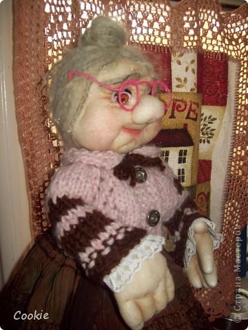 Текстильная кукла.  фото 3