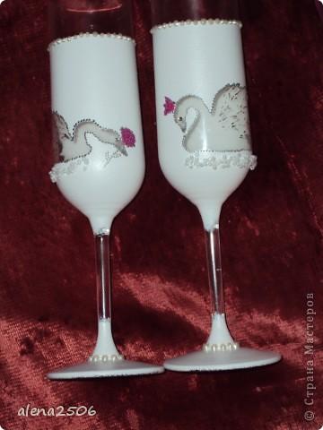 Мои свадебные штучки)