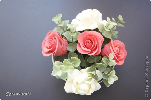 Розы и гардении фото 2