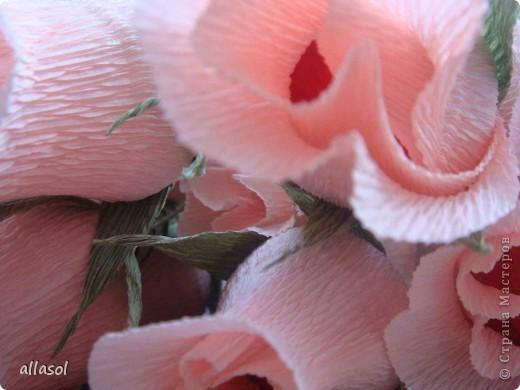 Корзина роз на юбилей фото 5