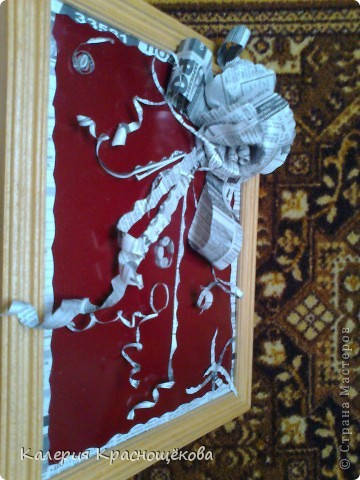 Не удивляйтесь когда увидите подписи на картинах... Я их сделала дома, а мама на выставку на работу забрала... фото 6