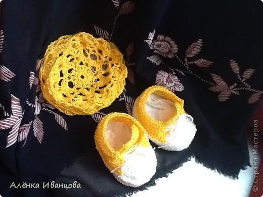 пинеточки с шапочкой фото 2