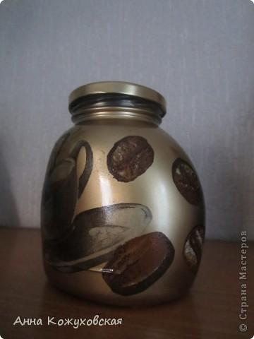 Вслед за первой бутылкой пошла первая банка)) фото 3
