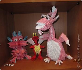 Спасибо создателям МК к этим дракончикам фото 1