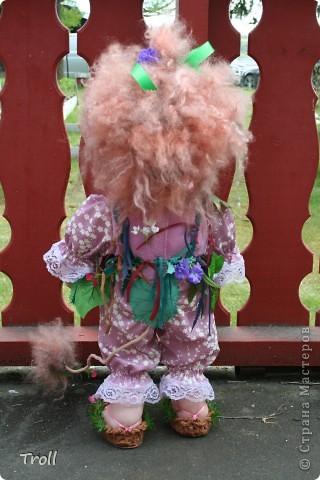 "Trollik ""Blommi"" ot norvezhskogo ""blomst""-cvetok фото 3"