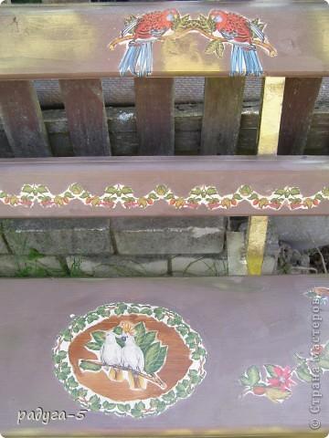 скамейка фото 4