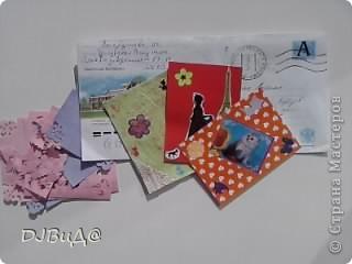 первое письмо я открыла от анастасии)))вакула)  фото 7