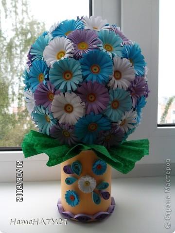 Цветочный шар фото 1