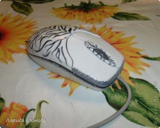 Оч.хотелось изобразить окрас зебры.Ну вроде бы как получилось.А на следующее утро обнаружила,что это вовсе ни зебра,а какой-то тигр,причём северный..... фото 3