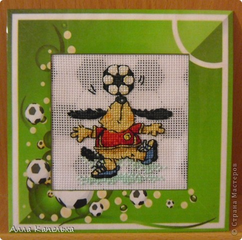 любителям футбола фото 1