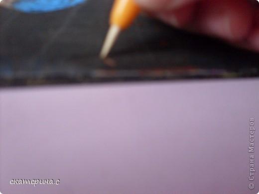 приготовьте  ручку деревянную палочку для сосисок и кусочек бумаги фото 8