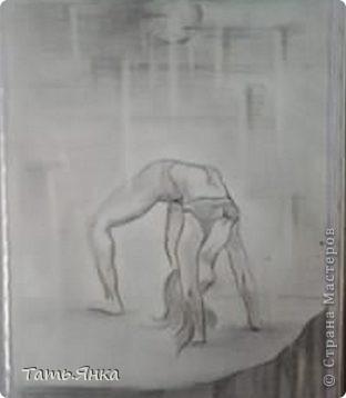 Когда мне было 17 лет я очень любила рисовать.Вот некоторые из моих рисунков. фото 2