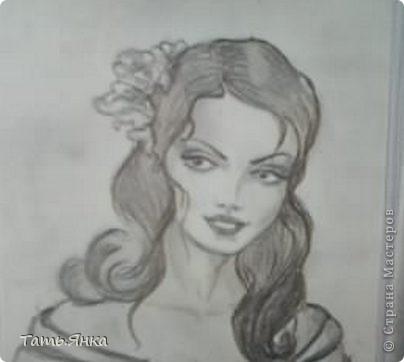 Когда мне было 17 лет я очень любила рисовать.Вот некоторые из моих рисунков. фото 4