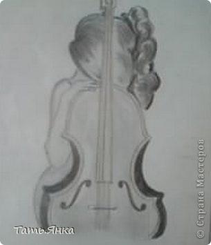 Когда мне было 17 лет я очень любила рисовать.Вот некоторые из моих рисунков. фото 3
