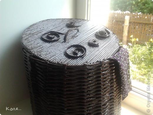 Маленькая корзинка. фото 3