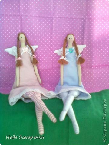 Однажды появились на свет Ангелочки - близняшки. фото 2