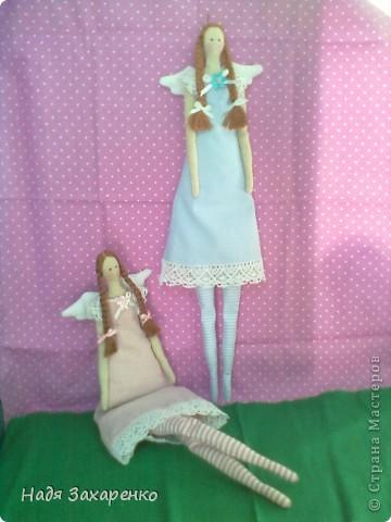 Однажды появились на свет Ангелочки - близняшки. фото 3