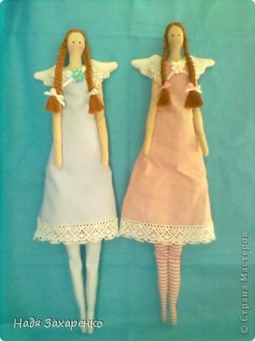 Однажды появились на свет Ангелочки - близняшки. фото 8
