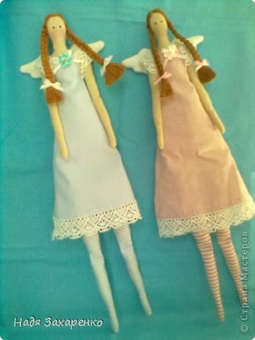 Однажды появились на свет Ангелочки - близняшки. фото 5