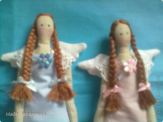 Однажды появились на свет Ангелочки - близняшки. фото 9