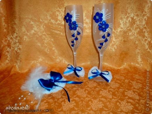 Дама в голубом фото 2