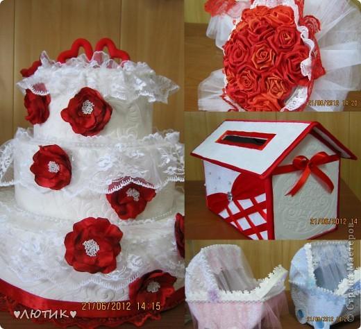 Свадебные штучки...(много фото) фото 1