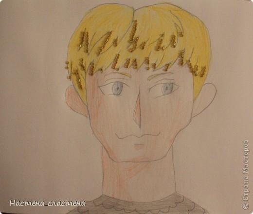Рисунок на конкурс Бригантины http://stranamasterov.ru/node/372481?c=favusers   Артур фото 1