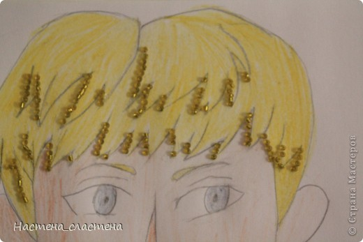 Рисунок на конкурс Бригантины http://stranamasterov.ru/node/372481?c=favusers   Артур фото 2