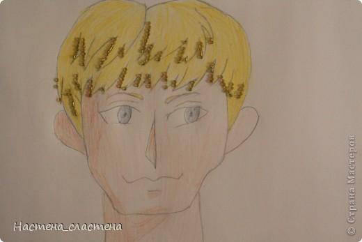 Рисунок на конкурс Бригантины http://stranamasterov.ru/node/372481?c=favusers   Артур фото 3