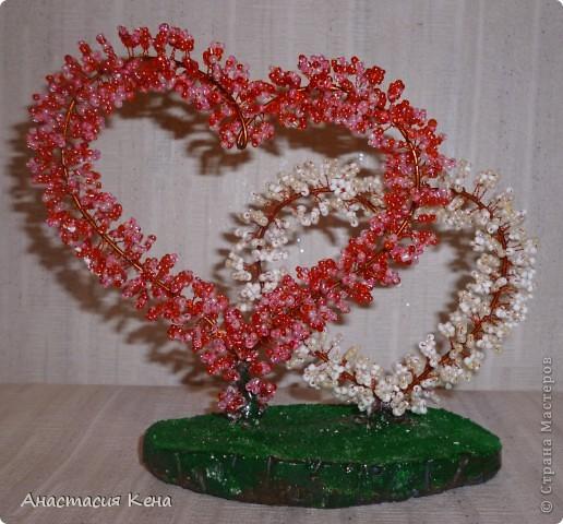 Сердца на свадьбу (№5) фото 2