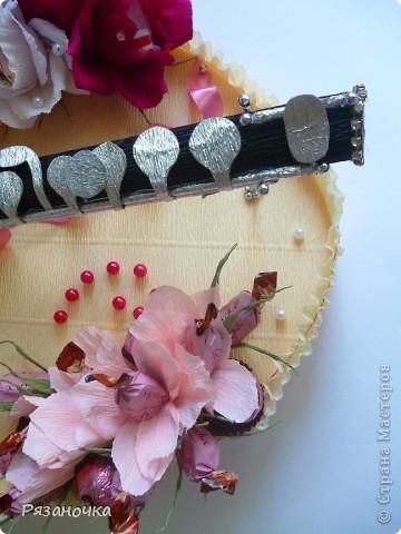 Всем привет! Заказ для девушки флейтистки на ДР.  фото 7
