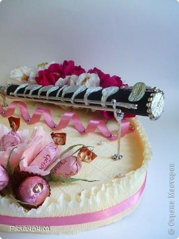 Всем привет! Заказ для девушки флейтистки на ДР.  фото 8