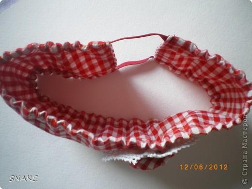 Повязочки для моих девчонок фото 4