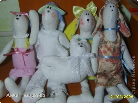 Мышка тильда и подушечка для нее)) фото 3
