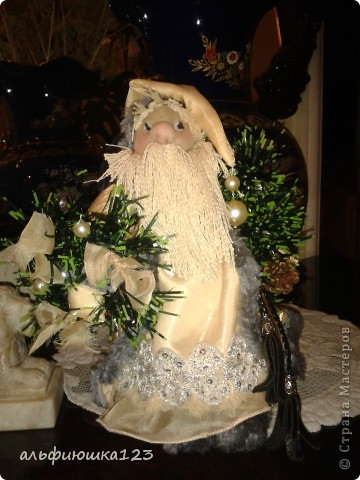 Обажаю делать Дедов Морозов...даже летом без них не могу... фото 2