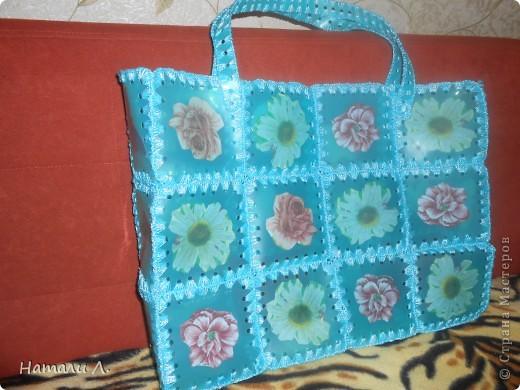 сумка пляжная  фото 4