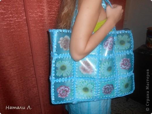 сумка пляжная  фото 2