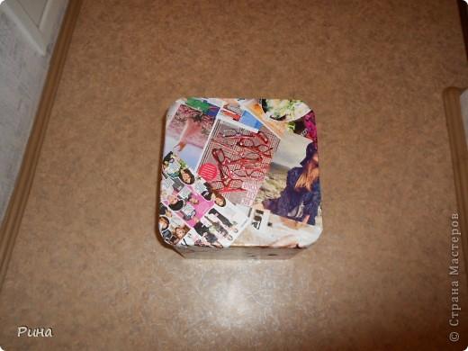 пуф из картонных каробок фото 2