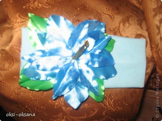 цветок на полоску. фото 1