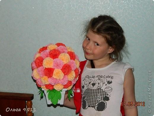 Вот и очередная выставка в детском саду.  фото 2