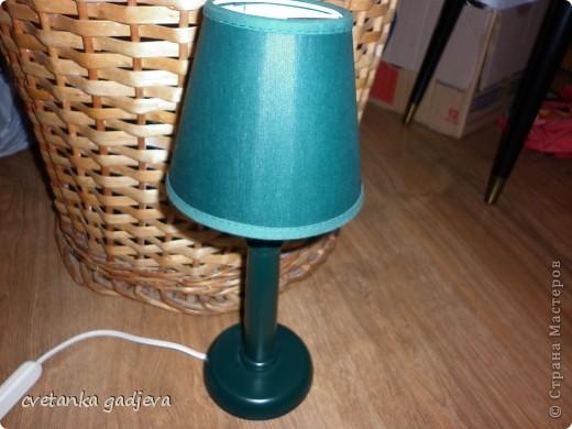 Лампа фото 2