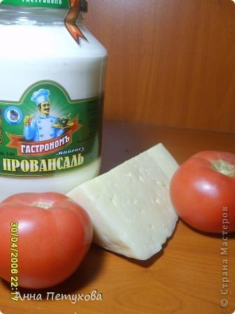Предлагаю простой и очень вкусный рецептик бутербродов. фото 2