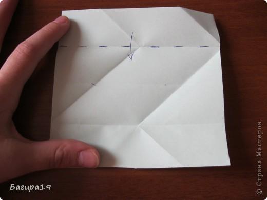 Наконец решила сделать мк по японской капусте. Кусудама простая и красивая, необычная. Нам понадобится: 6 квадратов одного размера, хорошее настроение и наши золотые ручки! Куська собирается без клея. Автор: Minako Ishibashi (Минако Ишибаши) фото 10