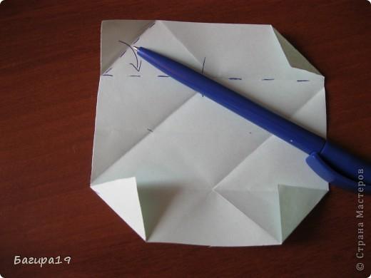 Наконец решила сделать мк по японской капусте. Кусудама простая и красивая, необычная. Нам понадобится: 6 квадратов одного размера, хорошее настроение и наши золотые ручки! Куська собирается без клея. Автор: Minako Ishibashi (Минако Ишибаши) фото 11