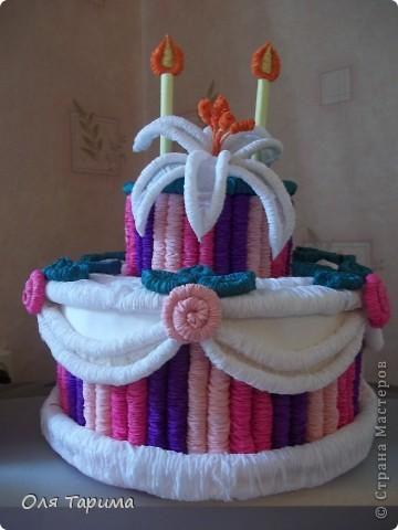 ещё один тортик... фото 1