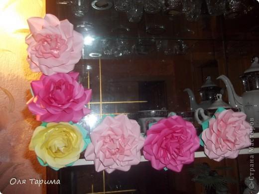 Новогодняя роза))) фото 5
