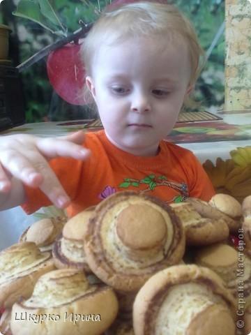Доброе время суток, мой дорогой Гость ! Хотите узнать откуда такие грибочки ?  смотрите фото и читайте комментарии ... Я не автор рецепта , я просто автор этого мастер - класса ))) фото 25