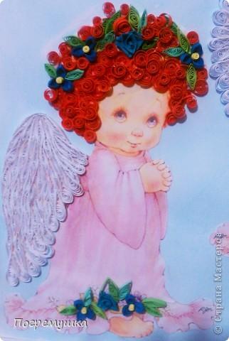 Вот такие ангелочки теперь будут у моей племянницы=)) фото 2