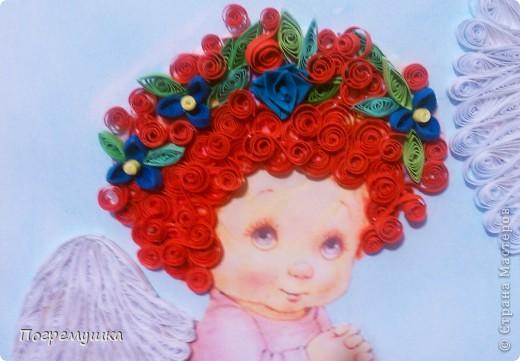 Вот такие ангелочки теперь будут у моей племянницы=)) фото 3